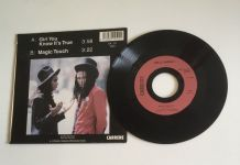 Millie Vanilli - Vinyle 45 t