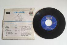 Tom Jones - Vinyle 45 t