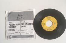 Joan Baez - Vinyle 45 t