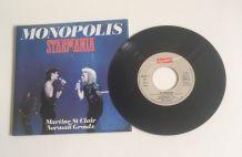 Starmania 88 - Vinyle 45 t