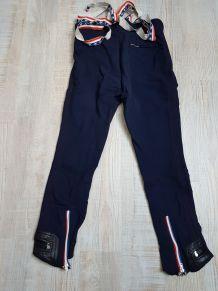 pantalon de ski vintage fusalp