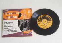 Classiques du tango vol. 2 - Vinyle 45 t
