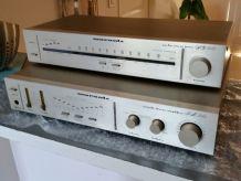 Ampli et tuner Vintage Marantz