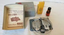 Colleuse MARGUET tri-film automatique modèle B.N. 8 -9,5-16