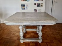 Table ancienne bois massif