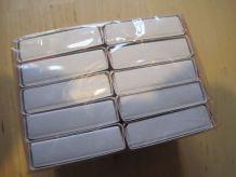 lot de 10 boites allumettes  neuve   marque Authentic