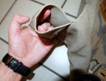 Tapis vintage Européen tapisserie fait main, 1C610