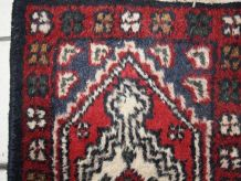 Tapis vintage Persan Hamadan fait main, 1C612