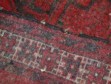 Tapis ancien Afghan Ersari fait main, 1C620