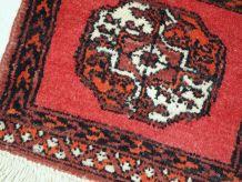 Tapis vintage Afghan Ersari fait main, 1C633
