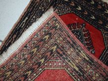 Tapis vintage Pakistanais Lahore fait main, 1C635