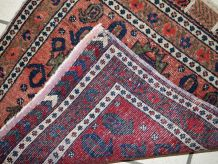 Tapis vintage Persan Kurdish fait main, 1C654