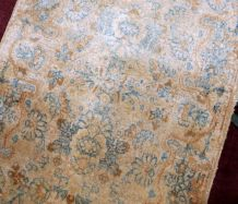 Tapis ancien Persan Kerman fait main, 1B703