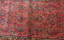 Tapis ancien Persan Sarouk fait main, 1B708