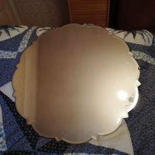 Miroir ancien 68 cm avec accroche
