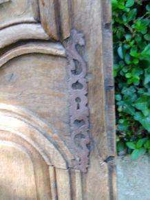 porte ancienne en bois