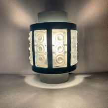 ANCIENNE LAMPE APPLIQUE MURALE SOVIETIQUE