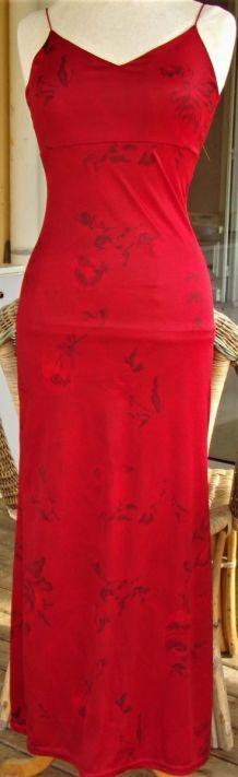 Roube Rouge Longue