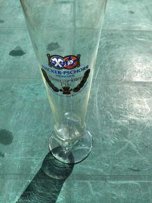 Verre  à biere