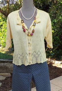 Microfibre shirt à manches courtes Exclusive Virgen design made in USA beige