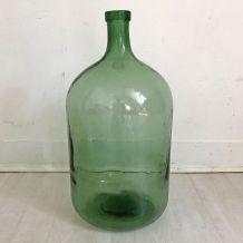 Dame Jeanne verte 15 litres