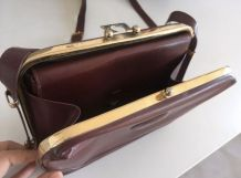 Sac vintage Cartier bordeaux