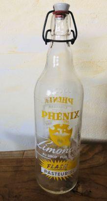 Bouteille limonade vintage