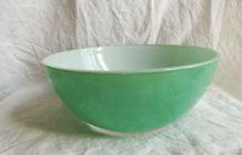 Saladier duralex vert
