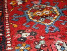Tapis vintage Persan Karajeh fait main, 1C686