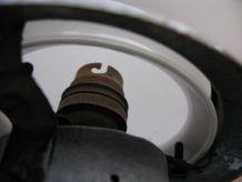lustre roue de brouette