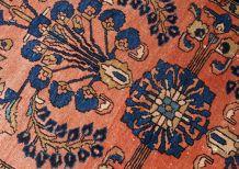 Tapis ancien Persan Lilihan fait main, 1B814