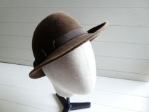 Chapeau Motsch marron 52cm