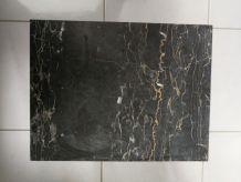 Plaque en marbre