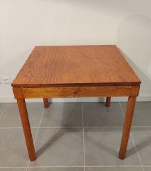 Table DLG Charlotte Perriand à restaurer