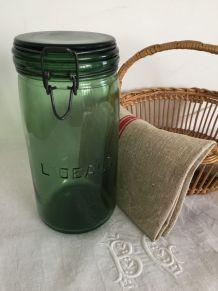 Bocal L'IDEALE - 2 litres, décoration de cuisine