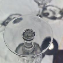 Service 43 verres en cristal Baccarat 'Piccadilly'