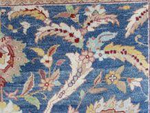 Tapis vintage Afghan Zigler fait main, 1Q0020
