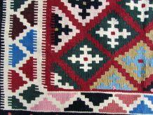 Tapis vintage Persan Ardabil fait main, 1Q0110
