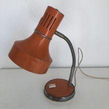 Lampe de bureau Veneta Lumi vintage 1960 - 33 cm