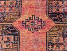 Tapis ancien Afghan Ersari fait main, 1Q0140