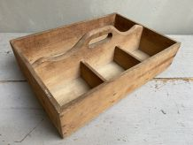 Ancienne servante en bois