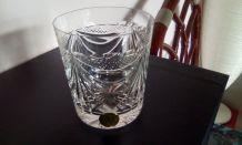 Service à whisky en cristal