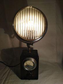 Lampe voltmetre
