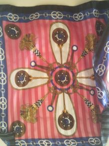 Foulard polyester marque Fico