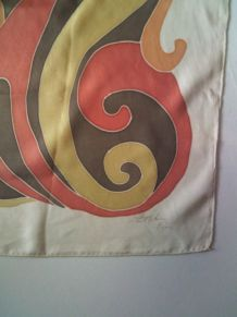 Fourlard Delphine Paris vintage