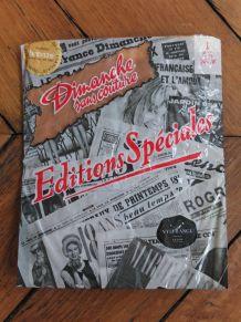 Bas nylon neufs 1963 « Dimanche sans Couture » bronze