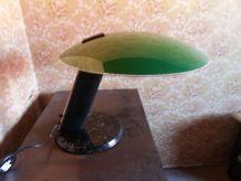 Lampe Vintage Rare Oluce Modèle Perla