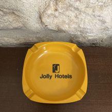 Cendrier publicitaire Jolly Hôtels