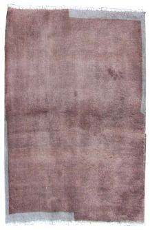 Tapis vintage Persan Gabbeh fait main, 1Q0222