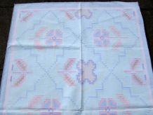 Tapis vintage Indien Tabriz fait main, 1Q0224